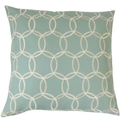 Capucine Geometric Throw Pillow Size: 18 x 18