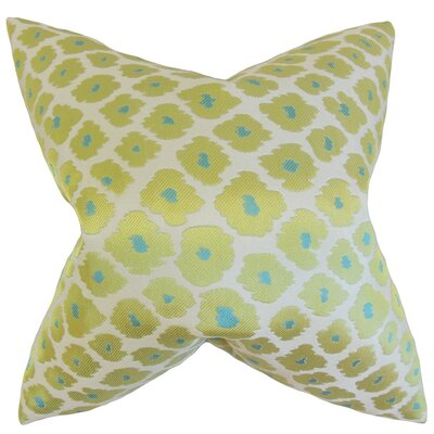 Ajamu Geometric Throw Pillow Size: 22 x 22