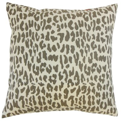 Ilandere Animal Print Throw Pillow Cover Size: 20 x 20
