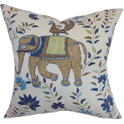 Carna Cotton Throw Pillow Size: 24 x 24