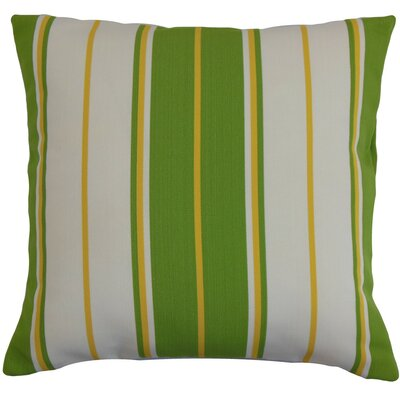 Saloni Throw Pillow Size: 18 x 18