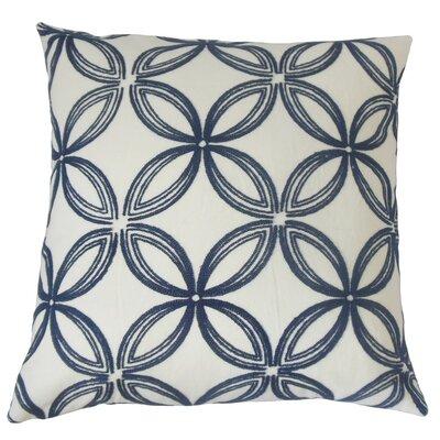 Eirlys Geometric Throw Pillow Size: 18 x 18