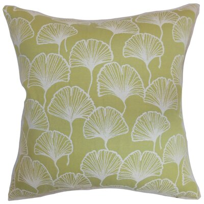 Laverne Cotton Throw Pillow Size: 24 x 24