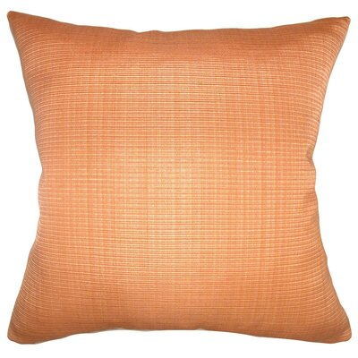 Waer Plain Throw Pillow Size: 18 x 18