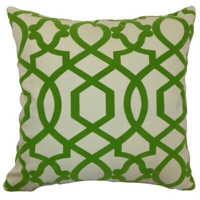 Maeret Geometric Cotton Throw Pillow Cover