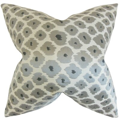 Fanna Geometric Throw Pillow Size: 18 x 18