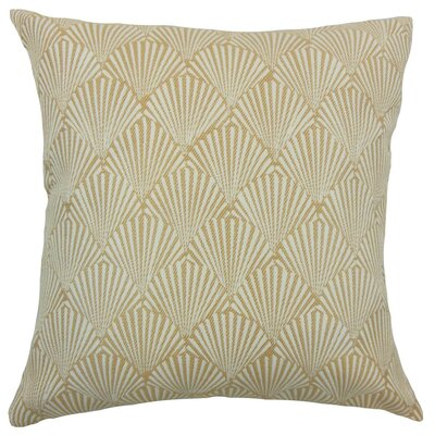 Xen Coastal Throw Pillow Size: 18 x 18
