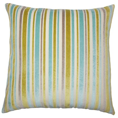 Lalana Striped Throw Pillow Cover