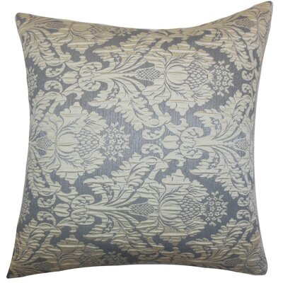 Goya Damask Throw Pillow Size: 22 x 22