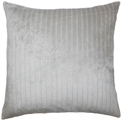 Davan Solid Throw Pillow Cover