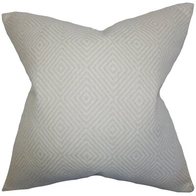 Narva Geometric Throw Pillow Size: 18 x 18