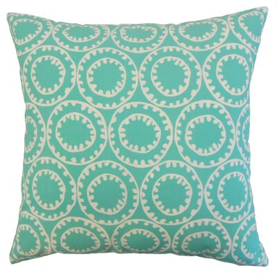 Abdiel Outdoor Throw Pillow Size: 24 x 24