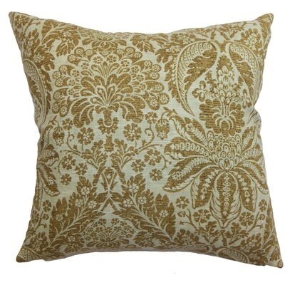 Harmony Stripes Cotton Throw Pillow Size: 24 x 24