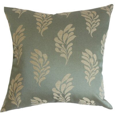 Enchanter Floral Throw Pillow Size: 18 x 18