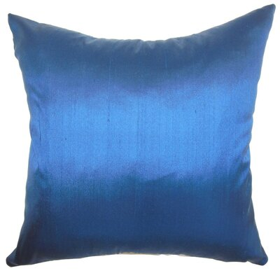 Fanceen Solid Cotton Throw Pillow Cover