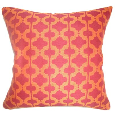 Illica Moorish Throw Pillow Size: 18 x 18