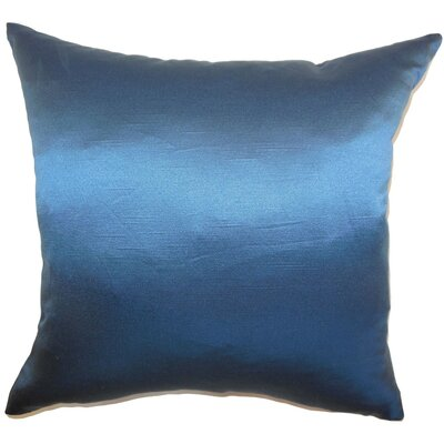 Karsen Plain Throw Pillow Size: 24 x 24