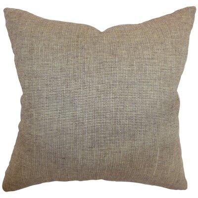 Lesparre Weave Linen Throw Pillow Cover