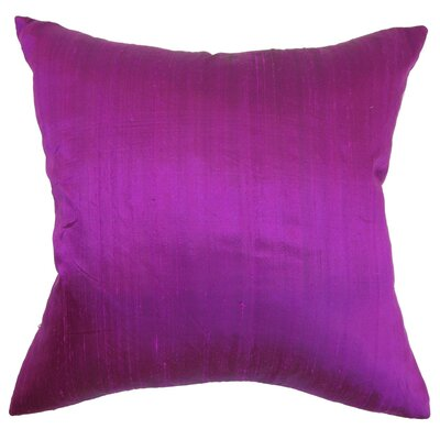 Ekati Plain Cotton Throw Pillow Cover