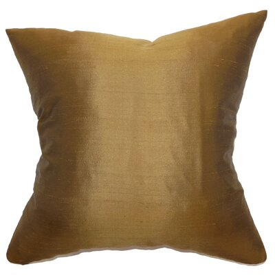Wantliana Solid Linen Throw Pillow Cover