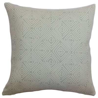 Uileos Geometric Cotton Throw Pillow Cover