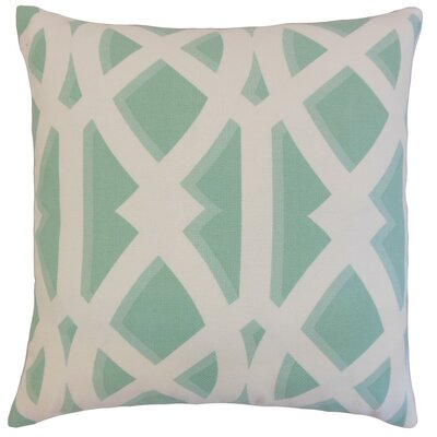 Yalitza Outdoor Throw Pillow Size: 18 x 18