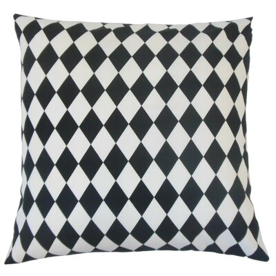 Jicarilla Floral Cotton Throw Pillow Size: 20 x 20