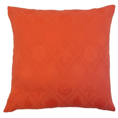 Sadiya Solid Outdoor Throw Pillow Cover