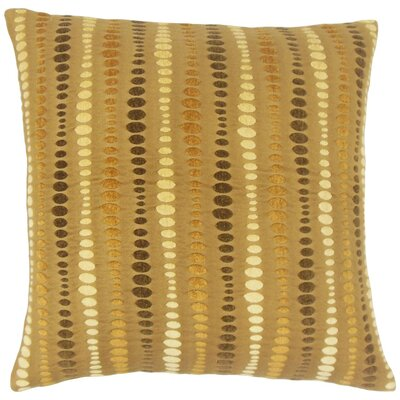Eolande Geometric Cotton Throw Pillow Cover