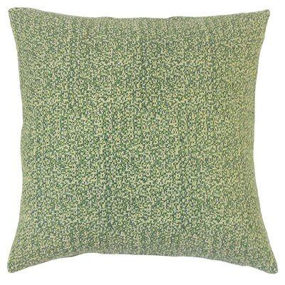 Grisel Woven Cotton Throw Pillow Cover Color: Rickey