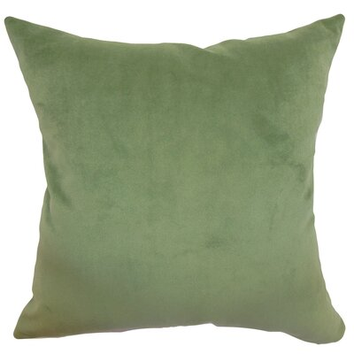 Generys Solid Throw Pillow Cover