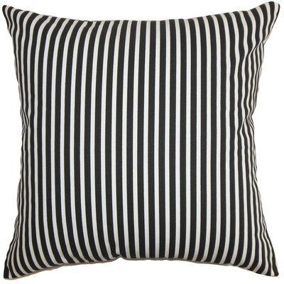 Elvy Cotton Throw Pillow Size: 24