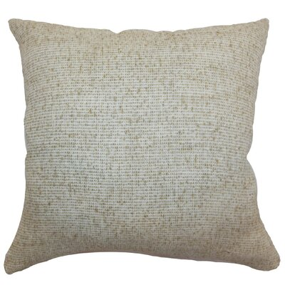 Francisca Weave Throw Pillow Size: 20 x 20