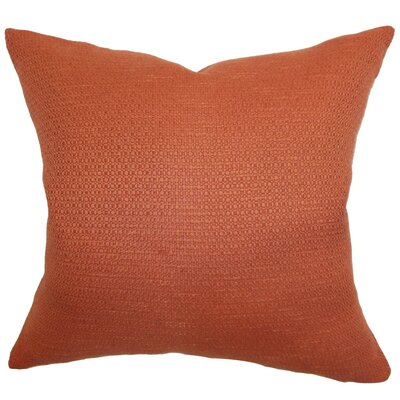 Iduna Plain Throw Pillow Size: 18 x 18