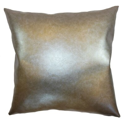 Kamden Solid Throw Pillow Cover