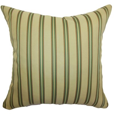 Harriet Stripes Throw Pillow Size: 22 x 22