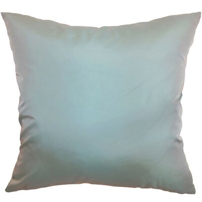 Quinta Plain Throw Pillow Size: 18 x 18