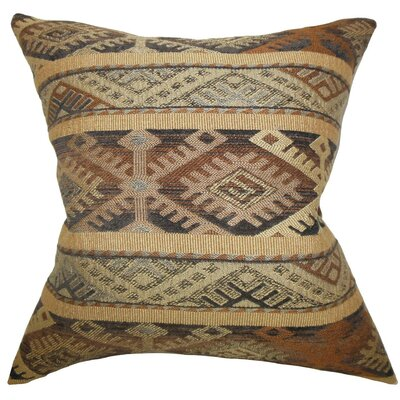 Betsan Geometric Pillow Size: 24 x 24