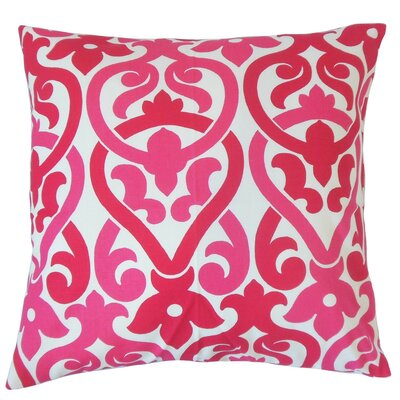 Secia Geometric Cotton Throw Pillow Size: 20 x 20