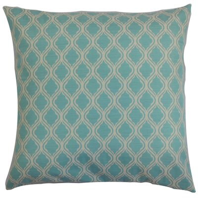 Panyin Geometric Outdoor Throw Pillow Cover Size: 18 x 18