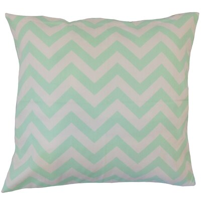 Napowsa Zigzag Cotton Throw Pillow Cover