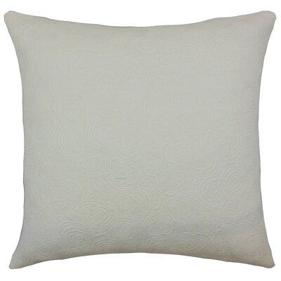 Bay Graphic Linen Throw Pillow Cover