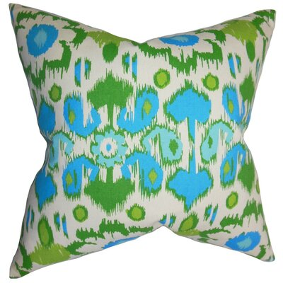 Schiavo Ikat Throw Pillow Cover