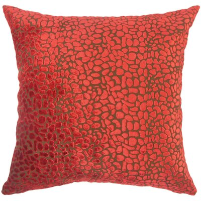 Dallyce Geometric Outdoor Throw Pillow Cover