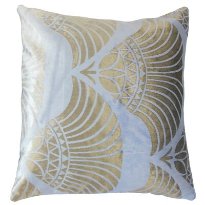Parvaneh Geometric Throw Pillow Size: 24 x 24