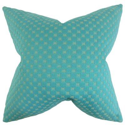 Kasen Solid Bedding Sham Size: Standard, Color: Teal