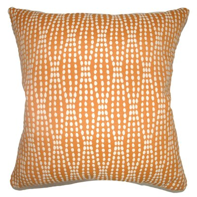 Udell Dot Throw Pillow Size: 22 x 22
