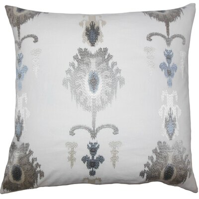 Taggart Ikat Throw Pillow Size: 24 x 24