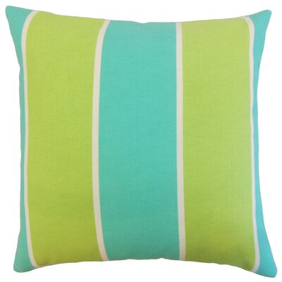 Zahavah Outdoor Throw Pillow Size: 22 x 22