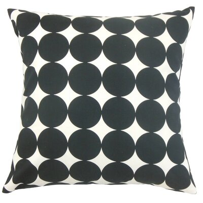 Zooey Polka Dot Bedding Sham Size: King